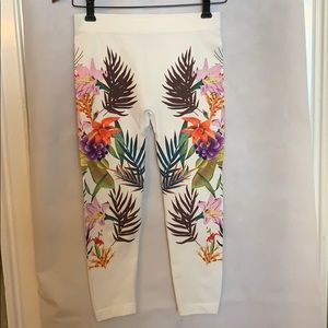 Connection18 tropical leggings small